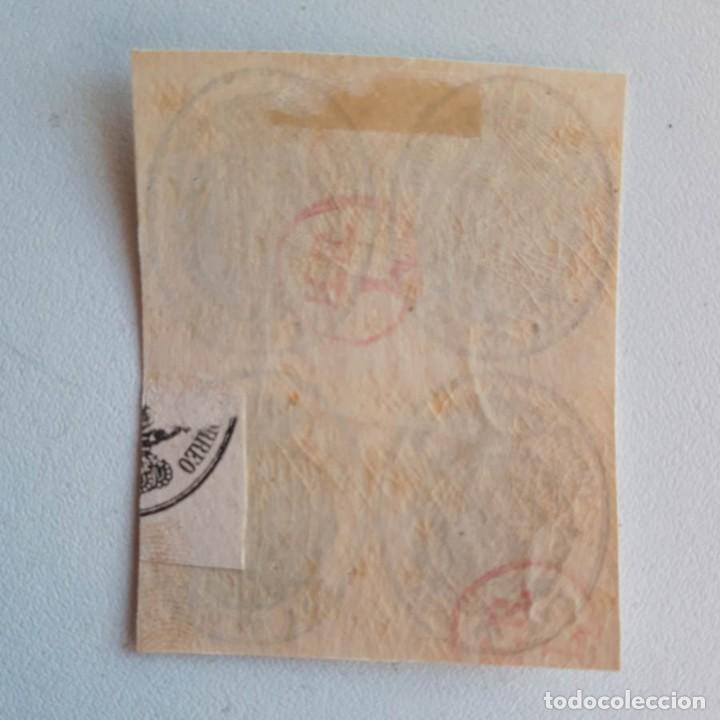 Sellos: Edifil 36 bloque de 4 nuevos ver imagen del dorso - Foto 2 - 183829302