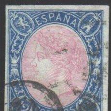 Sellos: ESPAÑA, 1865 EDIFIL Nº 70. Lote 186020873