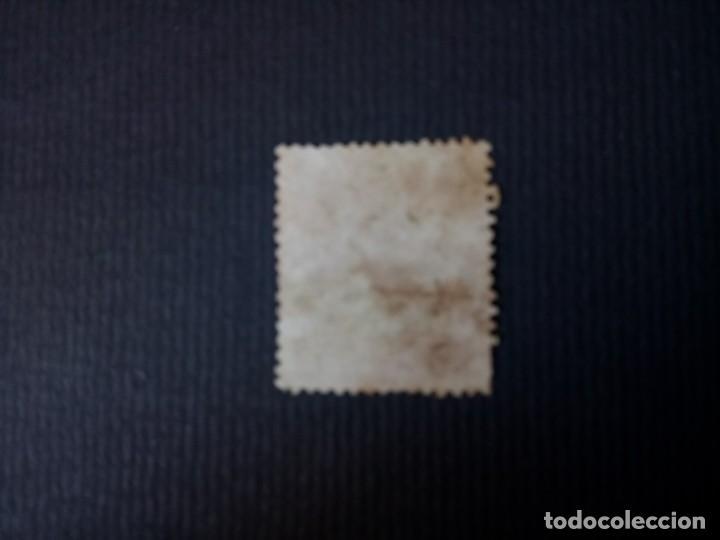 Sellos: ESPAÑA 1868, ISABEL II, FILABO 98 - Foto 2 - 193703876