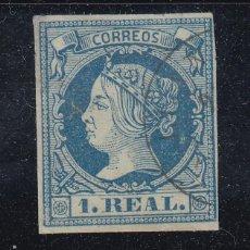 Sellos: 1860 EDIFIL 55 USADO. ISABEL II (220). Lote 195085721
