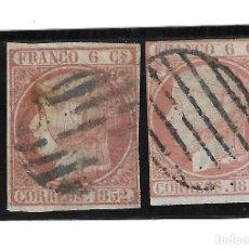 Sellos: EDIFIL 12 CON PARRILLA. Lote 195200618