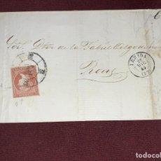 Sellos: LÉRIDA 1859. Lote 195482253