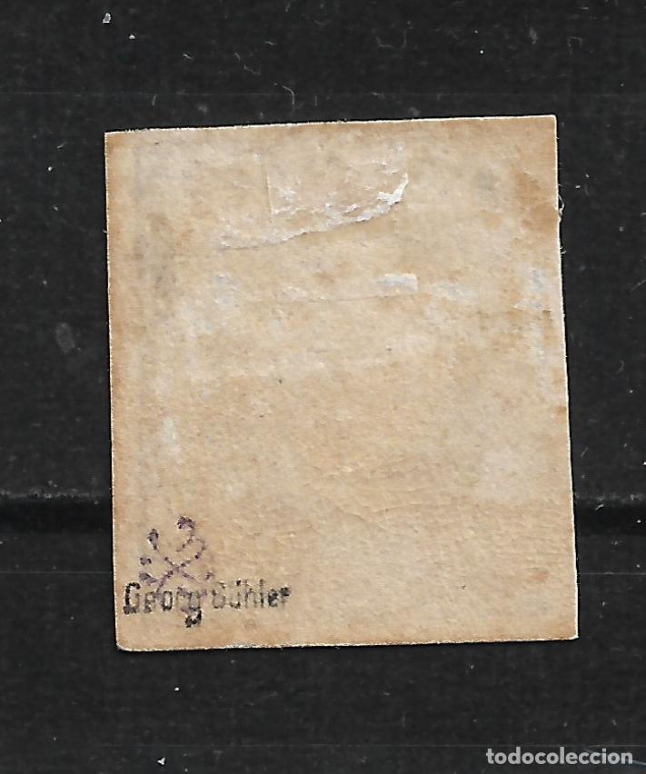 Sellos: ESPAÑA - ISABEL II 1864 EDIFIL 66 * MARQUILLADO 275 € - 18/28 - Foto 2 - 197226771