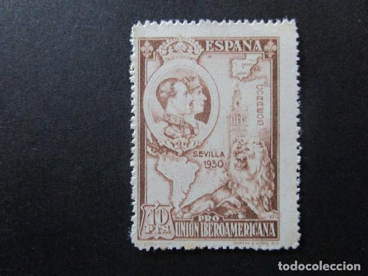 SELLOS DE ESPAÑA DEL 1930 SEGÚN FOTO (Sellos - España - Isabel II de 1.850 a 1.869 - Nuevos)