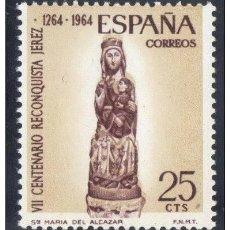 Sellos: ESPAÑA 1964 - EDIFIL 16741615 ( NUEVOS ). Lote 198523635