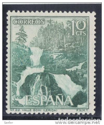 ESPAÑA 1966 - EDIFIL 1726 ( NUEVOS ) (Sellos - España - Isabel II de 1.850 a 1.869 - Nuevos)