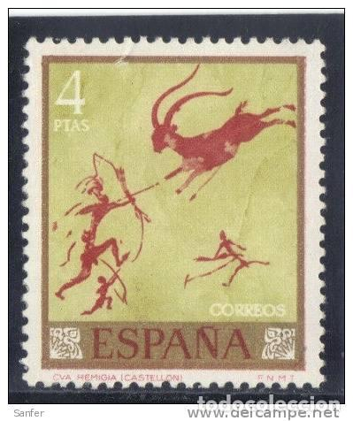 ESPAÑA 1967 - EDIFIL 1779 ( NUEVOS ) (Sellos - España - Isabel II de 1.850 a 1.869 - Nuevos)
