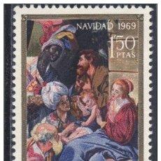 Sellos: ESPAÑA 1969 - EDIFIL 1944 ( NUEVOS ). Lote 198524817