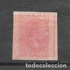Sellos: CUBA. MACULATURA . Lote 199241346