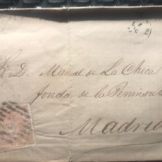Selos: FILATELIA. MEDRID. GRANADA. 1867. Lote 199712768
