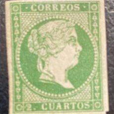 Sellos: ESPAÑA: SELLO Nº 47. Lote 204759873