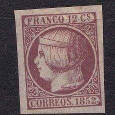 Selos: KK9-CLÁSICOS EDIFIL 13 FALSO BOBES * CON FIJASELLOS. Lote 206951731