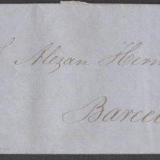 Sellos: 1863 AGUILAS A BARCELONA. Lote 207305793