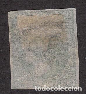 Sellos: ISABEL II - USADO NUM 20 MATASELLOS PARRILLA - Foto 2 - 207955621