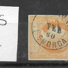 Timbres: EDIFIL 52. BALEARES MAHON SOLLER. Lote 208042686
