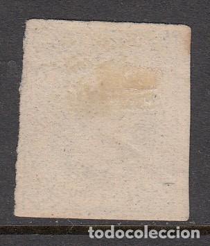 Sellos: ISABEL II 1864 SELLO NUM. 68 NUEVO CON SEÑAL DE FIJASELLOS Y SIN GOMA - Foto 2 - 210035827
