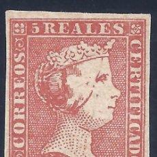 Timbres: EDIFIL 3 ISABEL II. AÑO 1850. FALSO FILATÉLICO.. Lote 218483092