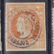 Sellos: LL25- CLÁSICOS EDIFIL 52 MATASELLOS VILLANUEVA DE LA SERENA (BADAJOZ). Lote 219029627