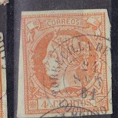 Sellos: LL25- CLÁSICOS EDIFIL 52 MATASELLOS TORRECILLA DE CAMEROS (LOGROÑO). Lote 219029728