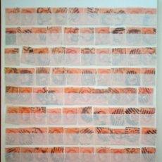 Sellos: LOTE DE 100 SELLOS ISABEL II. AÑO 1864.. Lote 224318975