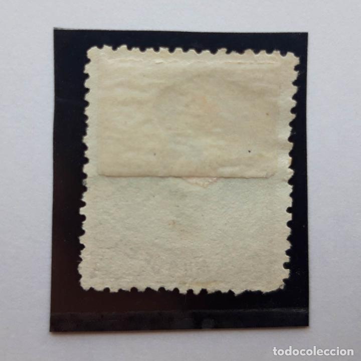 Sellos: Edifil 106, 25 mil, Isabel II, usado, 1870 - Foto 2 - 232091120