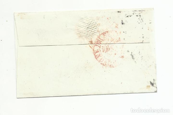 Sellos: envuelta circulada 1851 de madrid a sevilla - Foto 2 - 235089505