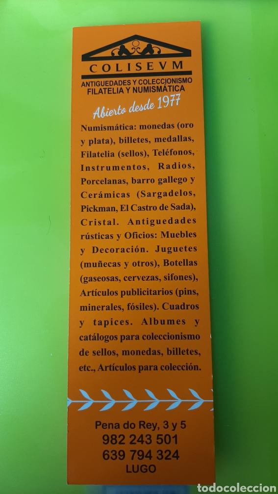 Sellos: 1865 ESPAÑA ISABEL II EDIFIL NÚMERO 75 4 CUARTOS AZUL USADO FILATELIA COLISEVM - Foto 3 - 235463735