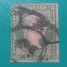 Sellos: ESPAÑA. 1856-1859 EDIFIL 47. ISABEL II.. Lote 241770455