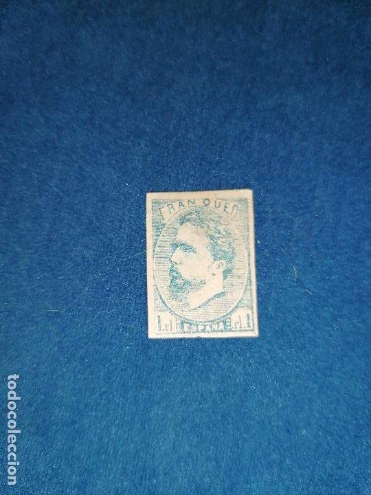 Sellos: España Falso Filatelico sello nuevo Edifil 156 impreso en año 1920 aprox - Foto 2 - 243926115