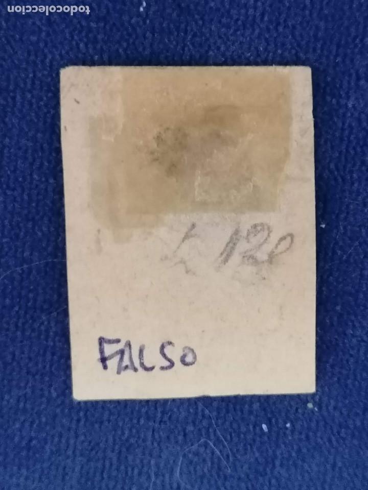Sellos: España Falso Filatelico sello nuevo Edifil 156 impreso en año 1920 aprox - Foto 3 - 243926115