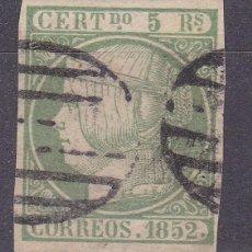 Sellos: SS9- CLÁSICOS EDIFIL 15 USADO. PERFECTO. Lote 244744575