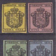 Sellos: SS9- CLÁSICOS CORREO OFICIAL EDIFIL 28/ 31. Lote 244745030