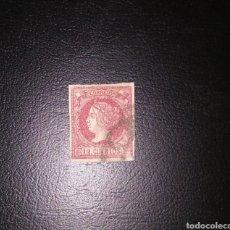 Sellos: ESPAÑA 1860. Lote 245379065