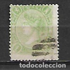 Sellos: ESPAÑA 1865 Nº 78 ISABEL II PRECIOSO SELLO DE 1 REAL CIRCULADO PERFECTO. Lote 245731755