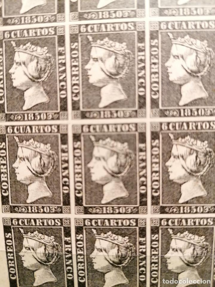 Sellos: España Falso Filatelico lote sellos 16 sellos pliego Angulo hoja nuevo Edifil 1 - años 1920 aprox - Foto 3 - 246141185
