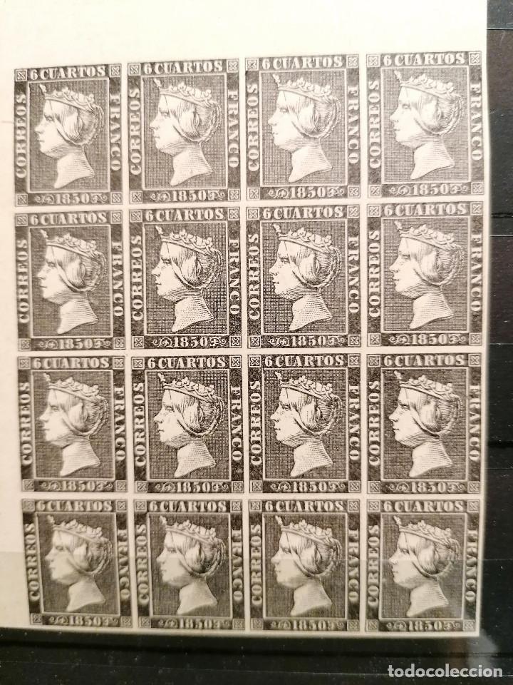 Sellos: España Falso Filatelico lote sellos 16 sellos pliego Angulo hoja nuevo Edifil 1 - años 1920 aprox - Foto 5 - 246141185