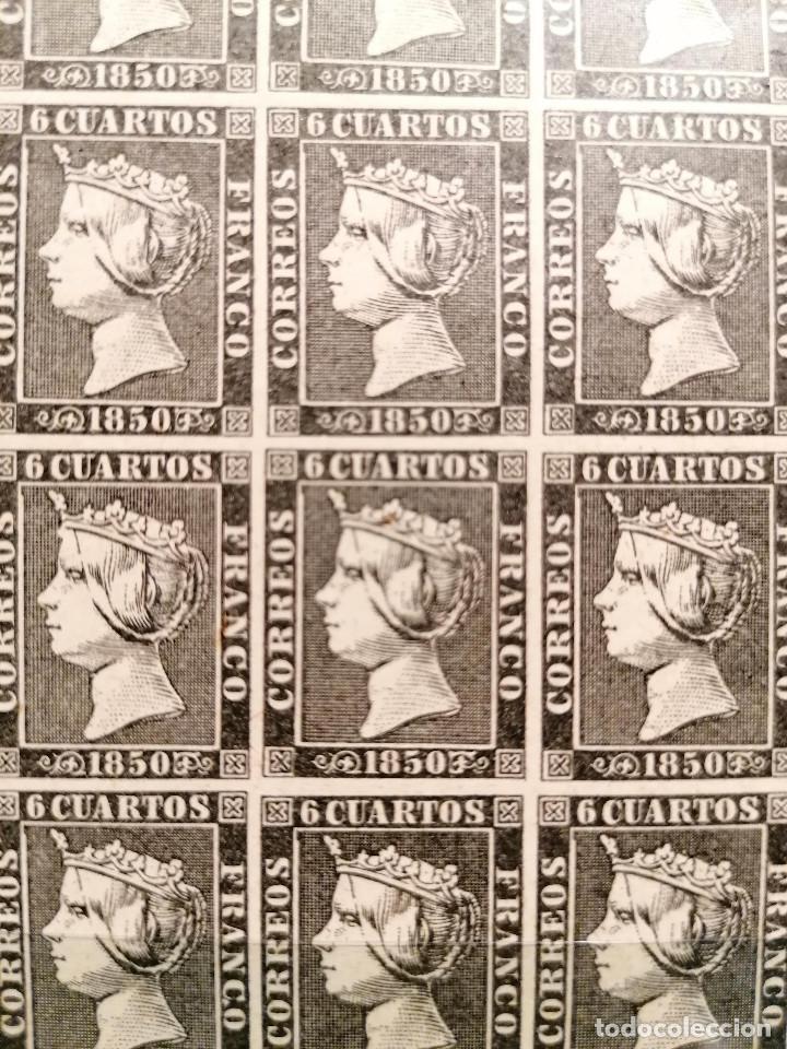 Sellos: España Falso Filatelico lote sellos 16 sellos pliego hoja nuevo Edifil 1 - años 1920 aprox - Foto 6 - 246143885