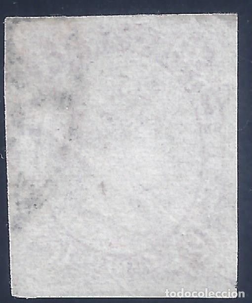 Sellos: EDIFIL 69 ISABEL II. AÑO 1865. EXCELENTE EJEMPLAR. COLOR INTENSO. VALOR CATÁLOGO: 47 €. LUJO. - Foto 2 - 255943130
