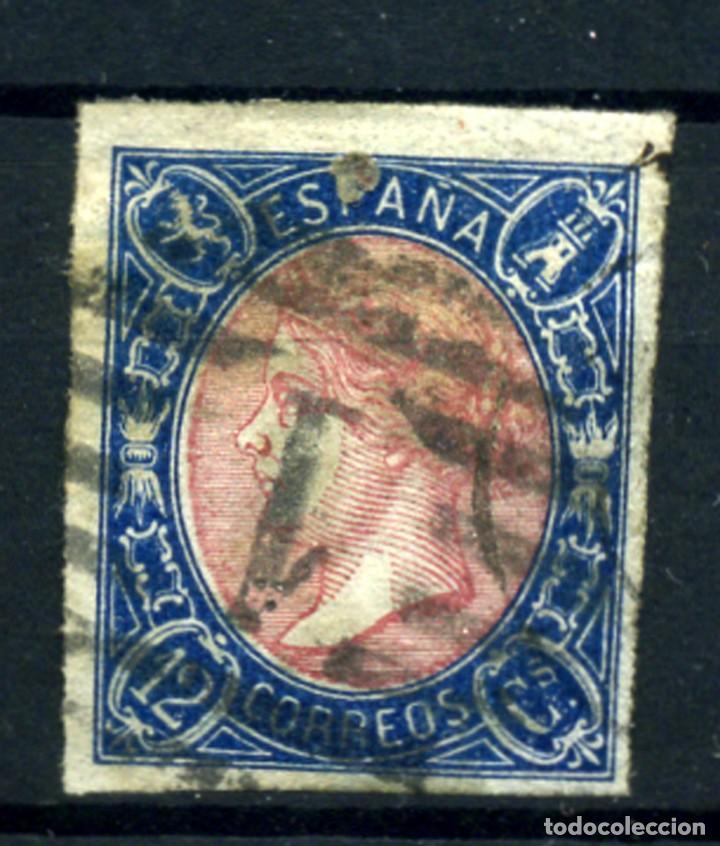 ESPAÑA Nº 70. AÑO 1865 (Sellos - España - Isabel II de 1.850 a 1.869 - Usados)