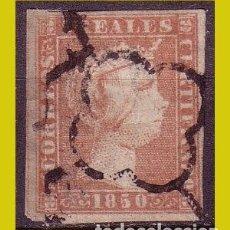 Sellos: 1850 ISABEL II, EDIFIL Nº 3 (O). Lote 258023010