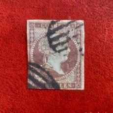 Sellos: ESPAÑA 1855. EDIFIL 46 CIRCULADO,BIEN CENTRADO. Lote 262003275