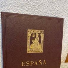 Sellos: ÁLBUM DE SELLOS ESPAÑA ANTIGUO. Lote 262006820