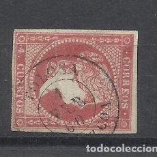 Sellos: ISABEL II EDIFIL 48 FECHADOR TOLOSA GUIPUZCOA. Lote 262886985