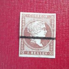 Sellos: ESPAÑA 1855. EDIFIL 42. Lote 275089858