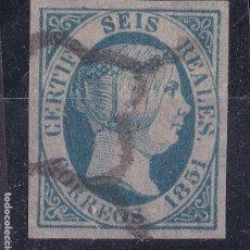 Timbres: BB6- CLASICOS EDIFIL 10 FALSO FILATÉLICO FOURNIER. Lote 286920518