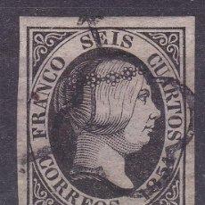 Timbres: BB10-CLÁSICOS EDIFIL 6 USADO. LUJO. Lote 287048193