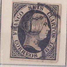 Sellos: BB18- CLÁSICOS EDIFIL 6 VARIEDAD CLICHÉ. Lote 287399298