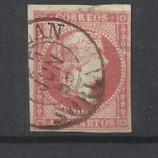 Sellos: ISABEL II FECHADOR SORIA. Lote 287410878
