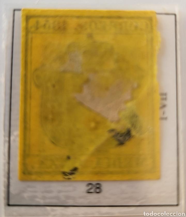 Sellos: Sello de España 1954 Escudo de España Media Onza Edifil 28 Nuevo - Foto 2 - 289618678