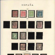 Sellos: ESPAÑA CORREOS 1854,55,56. Lote 289681063